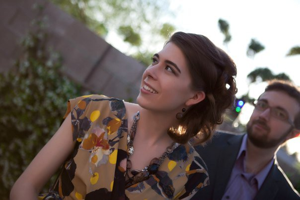 Ally and Anthony artsy
