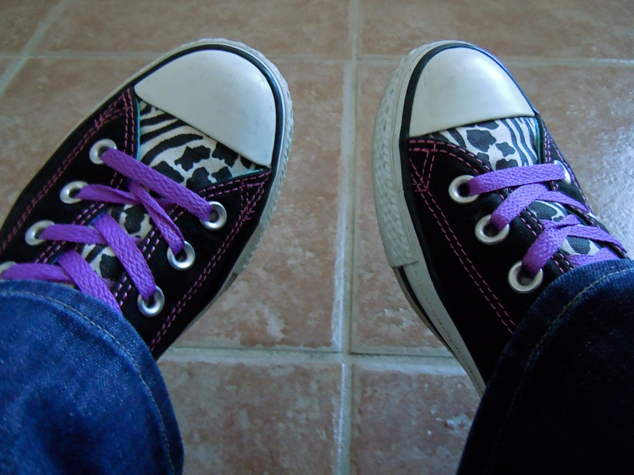 favorite Converse shoes