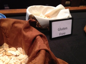 Gluten-Free communion crackers